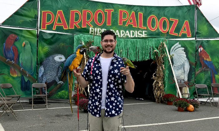 Parrot Palooza with Parrot Wizard
